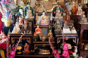 Buddha Statures