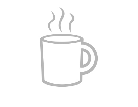 Simple Coffee Cup Graphic