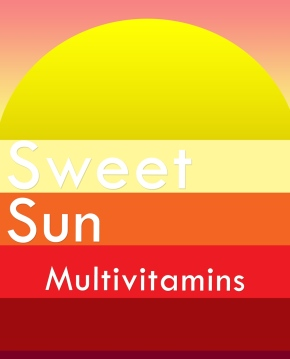 vitamins illustration